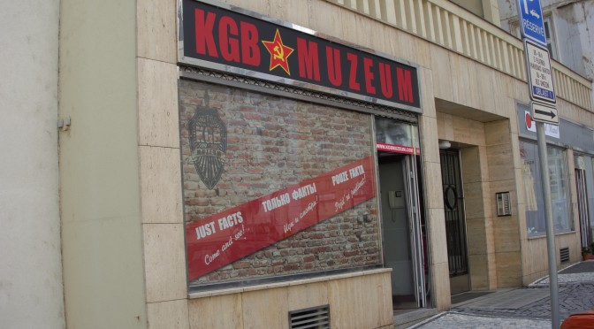 The KGB practiced an information diet for its citizens.